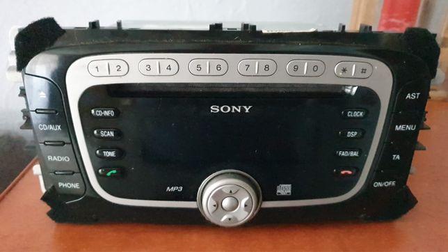 Radio Ford Mondeo MK IV