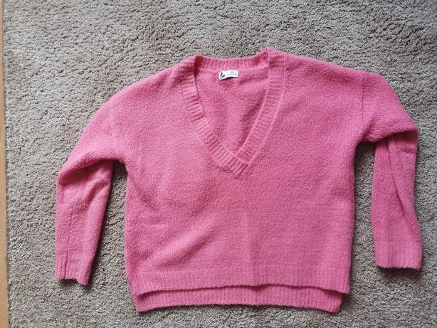 Różowy sweter next m/l