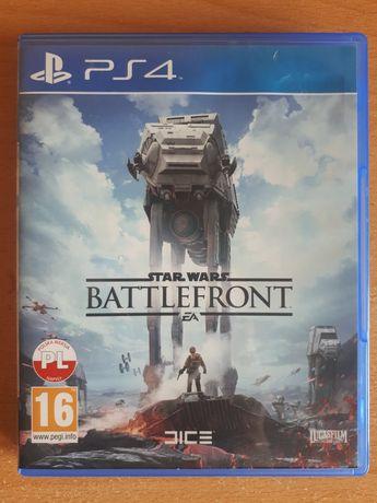 Star Wars Battlefront PS4 PL
