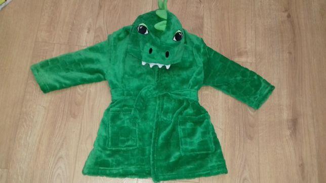 Szlafrok krokodyl George rozm 92-98