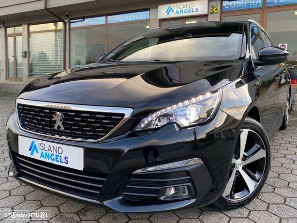 Peugeot 308 SW 1.5 BLUEHDI GT-LINE*EAT8*NACIONAL*130CV*