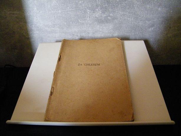 # książka - Za Chlebem - Latarnik