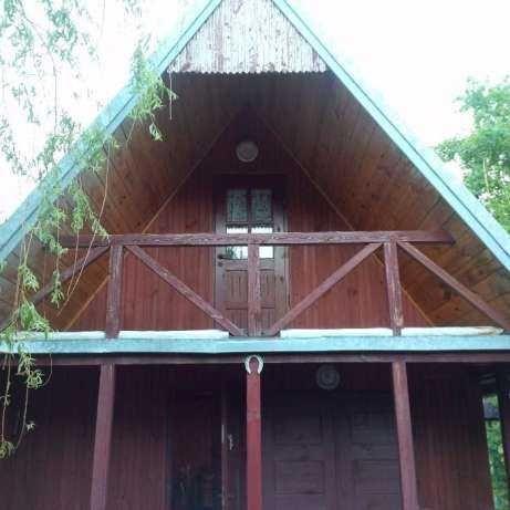 Wynajem domku letniskowego w m.Grabniak niedaleko jeziora Rotcze