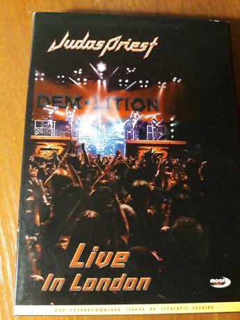 Judas Priest – Live In London (DVD)