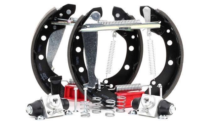 Zestaw eksploatacyjny bębna - szczęki cylinderki sprężyny TRW GSK1404