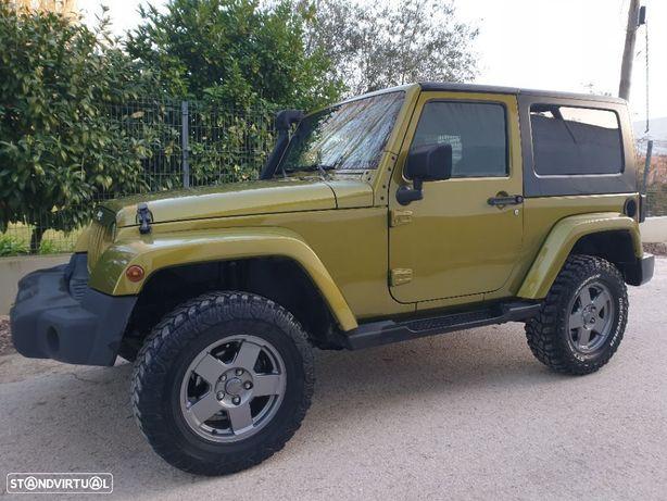 Jeep Wrangler 2.8 CRD ATX Sport