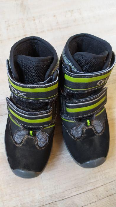 Geox Gore Tex зимние термоботинки ботинки на мальчика 30 размер 19,5 Одесса - изображение 1