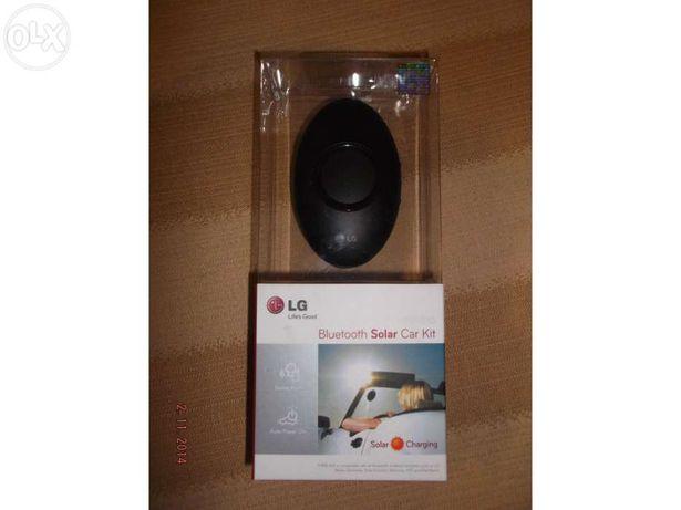 Kit mãos livres Bluetooth Car Solar Kit