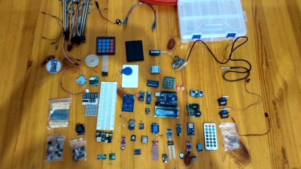 Arduino Pro Kit , профессиональный набор ардуино Дубровица - изображение 1