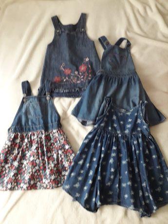 Sukieneczki 2-4latka