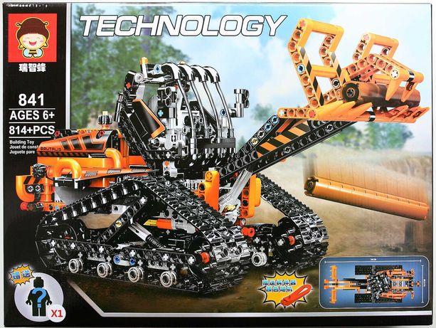 Klocki o jakości lego technik