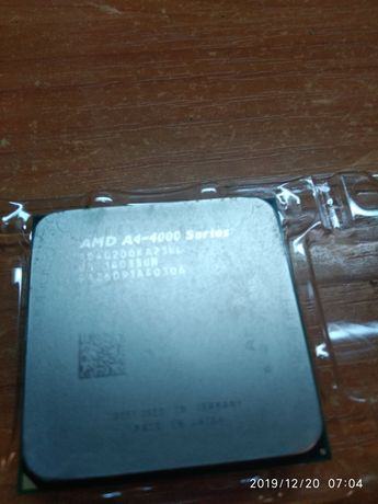 Процесор А4 4020 AMD