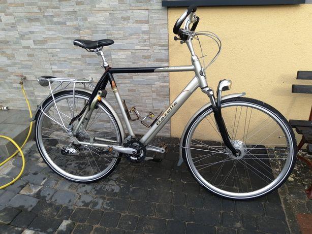 Gazelle Medeo Damski męski Rower Holenderski batavus miejski giant