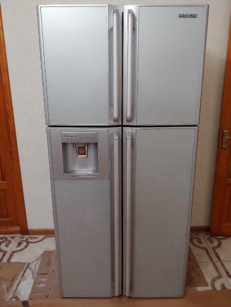 Холодильник Hitachi R-W660EUN9 side-by-side no frost 550 литров