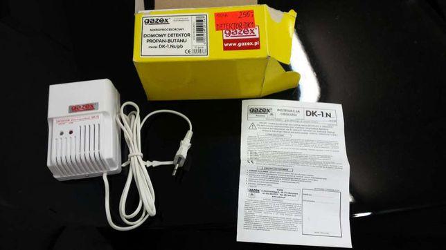 Detektor czujka gazu ziemnego i propan butan DK-1.Ns/pb