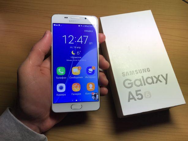 Samsung A510F Galaxy A5 (2016) White