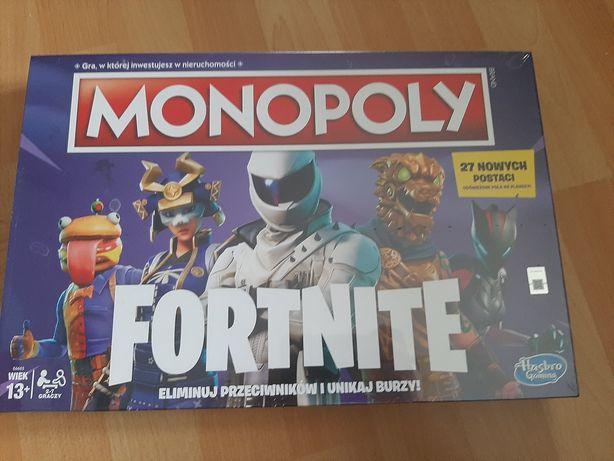 Monopoly Fortnite Nowa HIT !!!