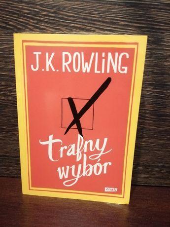 Książka J. K Rowling