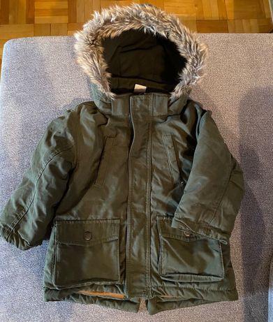 H&M kurtka ocieplana rozmiar 86