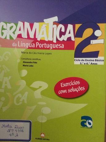 Gramática da Língua Portuguesa - 2o Ciclo do Ensino Básico