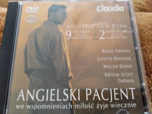 "Film na DVD ,, Angielski pacjent"" plus gratis"