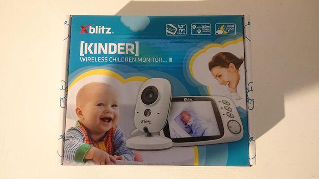 Niania elektroniczna Xblitz Kinder!!!