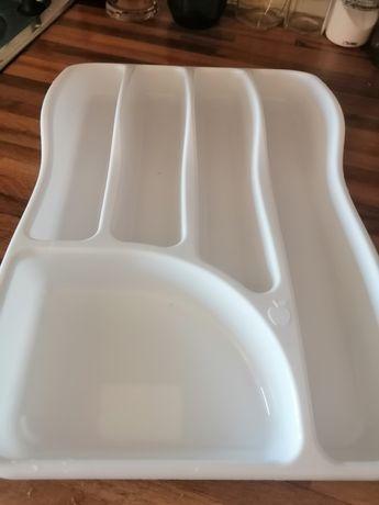 Porta talheres de plástico