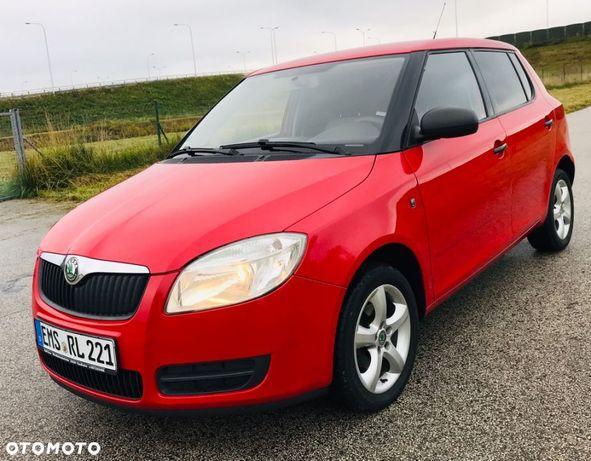 Škoda Fabia z Niemiec