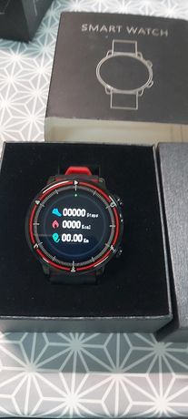 Smartwatch original Monitor de Frequência Cardíaca, IP68 Impermeável S