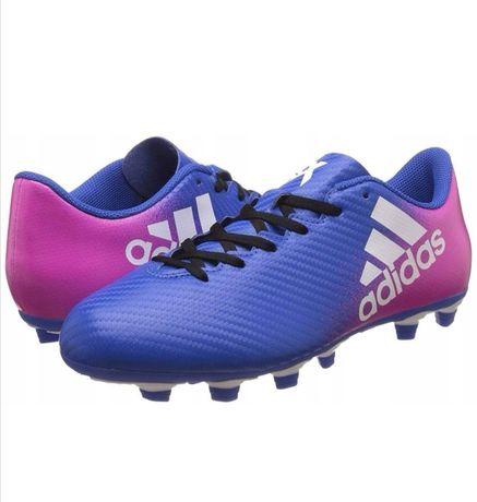 Buty piłkarskie ADIDAS FOOTBALL SOCCER x16.4 FXG