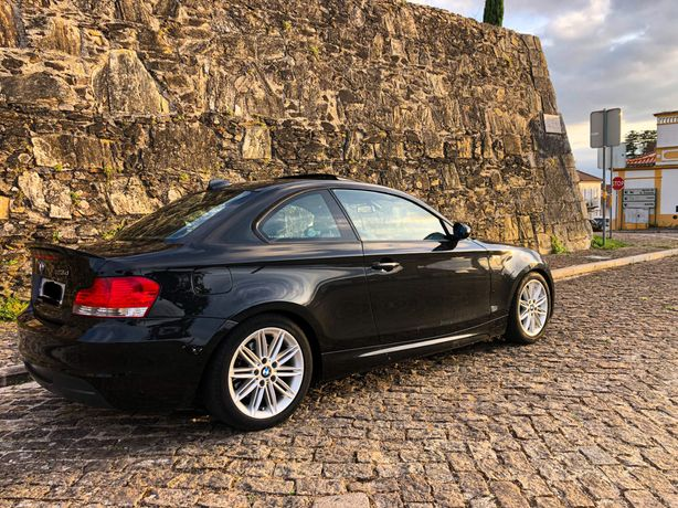 BMW 123D Serie 1 COUPE Pack M E82