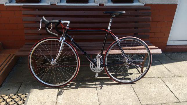 Rower szosowy szosa kolarka Shimano 105