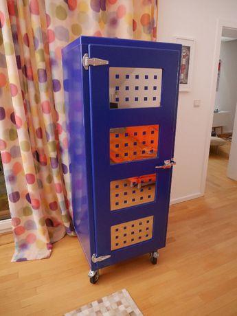Szafka IKEA na kółkach regał komoda