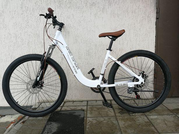 Новый велосипед Keyo алюминиевый, женский