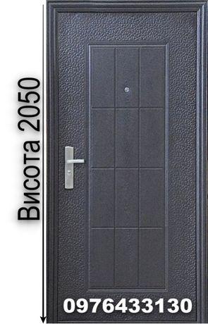 Двери входные эконом в наличии двері економ вхідні