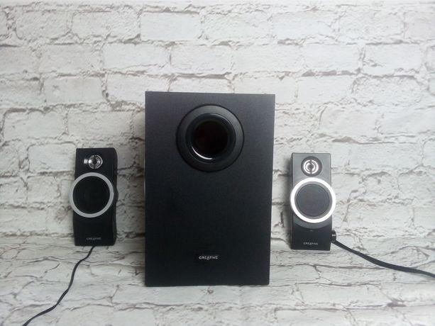 Głośniki komputerowe.