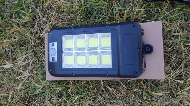 Luz solar Inteligente Sensor de Movimento