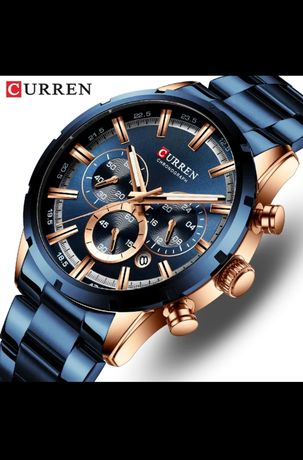 Relógio  CURREN azul
