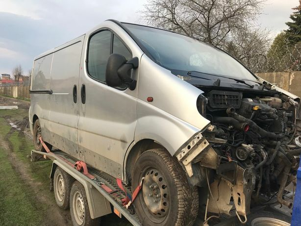 Двигун 2.0 2.5 Renault Trafic2/Opel Vivaro