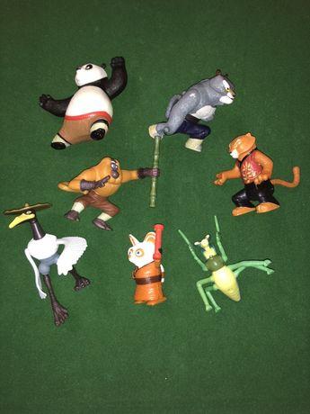 Zabawki Kung Fu Panda McDonald's