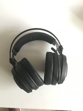 Headset gaming wireless razer nari (com garantia)