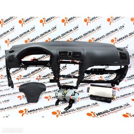 Kit Airbags Kia Picanto, 2004–2007