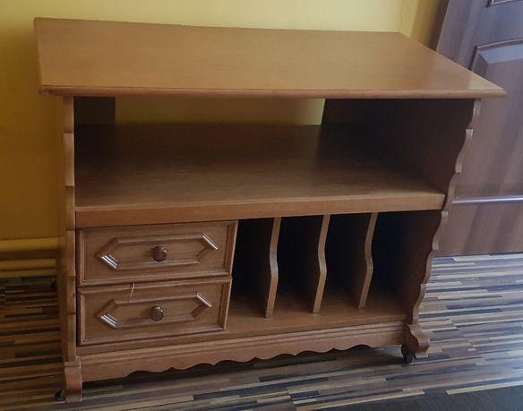 Szafka barek biurko komoda szafa biblioteczka szuflady lite drewno