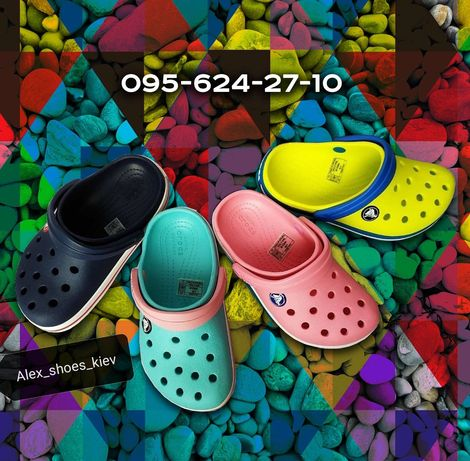 Детские кроксы crocs сабо Kids Crocband Акция!!! Оригинал!