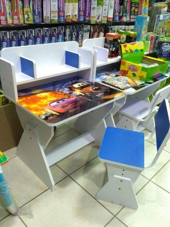 Парта дитяча зі стільцем, виробництва Україна (не Китай!)