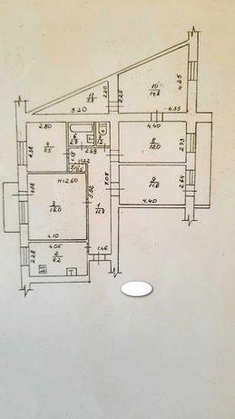 6/1. Продам 5-комнатную квартиру на 7 станции Люстдорфской дороги