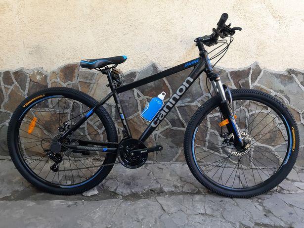 Новий велосипед Cannon Dura 27.5 mtb / Алюміній / Дискові гальма