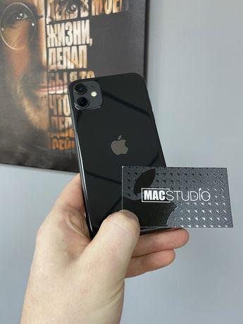 iPhone 11 на 128gb з гарантією на телефон до 2 року