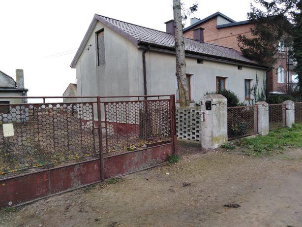 Dom parterowy na działce 1100m2, Ktery pod Kutnem