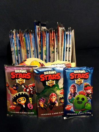 Brawl Stars karty dla dzieci gra - najnowsze urodzinowy prezent -Hit!!